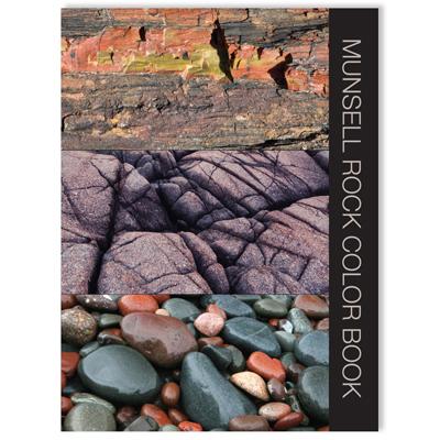 Pantone Munsell Rock Book of Color