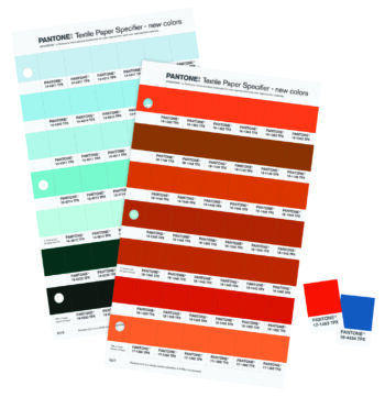 Pantone TPX Replacement pages