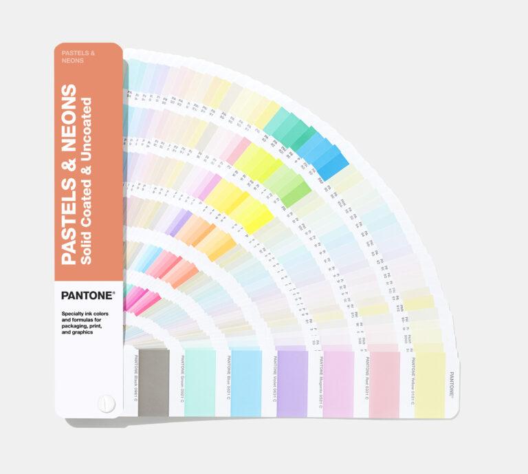 Pastels & Neons pantone
