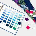 polyester colour binder