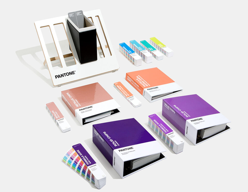 Which Pantone book is the right one for you?