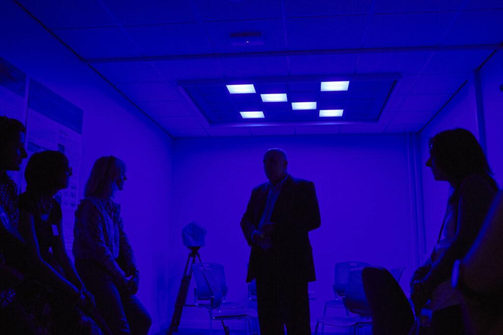 VeriVide donate cutting-edge DigiEye technology to School of Design at University of Leeds