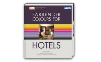 farben colours for hotels