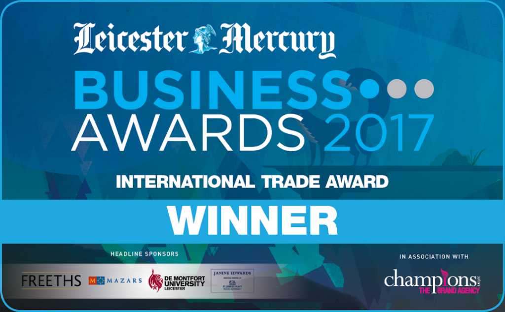 business awards winner 2017