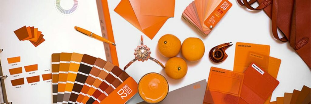 Be Inspired by RAL Colours