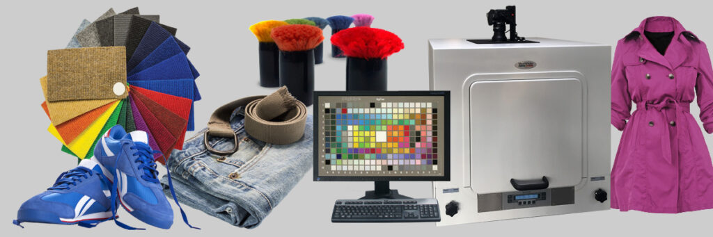 DigiEye – Digital Measurement & Visualisation of Colour and Appearance