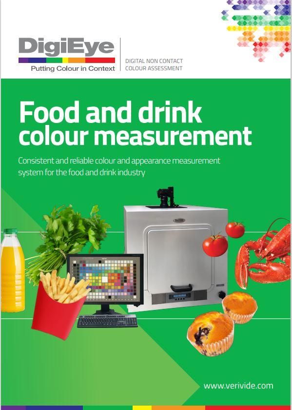 DigiEye Food & Drink Brochure